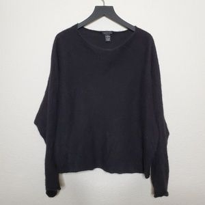 Only Mine 100% Cashmere Dolman Sleeve Sweater